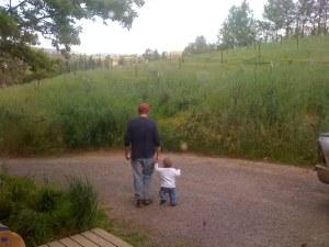 Dad & Gus
